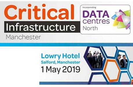 En Anglais: Critical Infrastructure (incorporating Data Centres North) Exhibition 2019