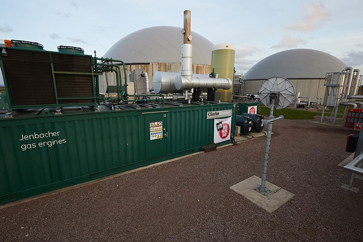 Future Biogas Create the Largest Red Nose in Comic Relief
