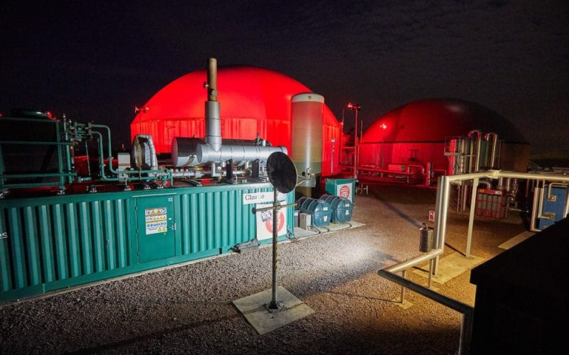 En Anglais: Future Biogas Create the Largest Red Nose in Comic Relief History