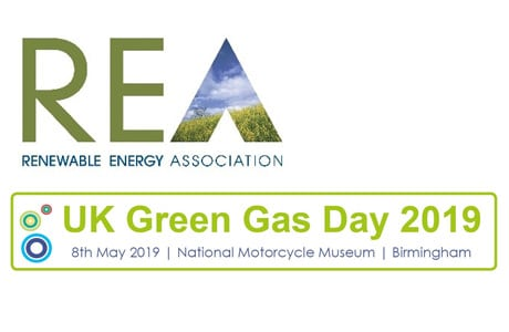 En Anglais: UK Green Gas Day 2019