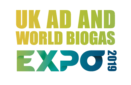 En Anglais: UK AD & World Biogas Expo 2019
