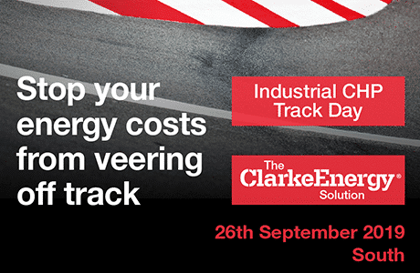 Industrial CHP Track Day – South