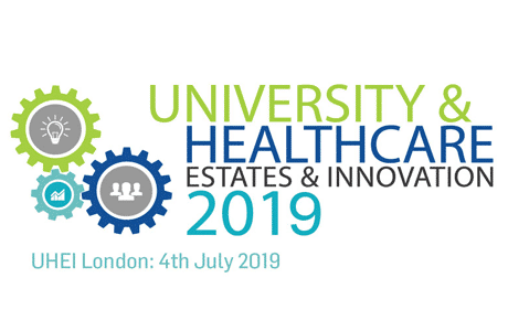 En Anglais: UHEI – University & Healthcare Estates and Innovation London 2019