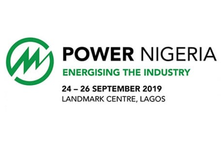 En Anglais: Power Nigeria 2019 – 24th – 26th September