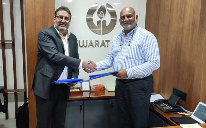 Cooperation with Gujarat Gas Limited in India