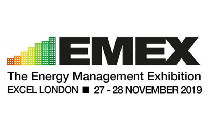 EMEX London 2019 – The Energy Management Exhibition