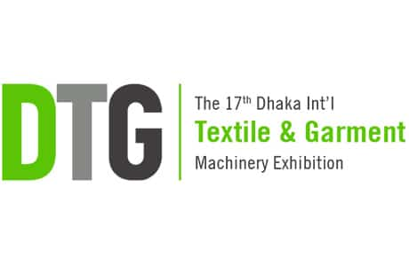 17th Dhaka International Textile & Garment Machinery Exhibition 2020