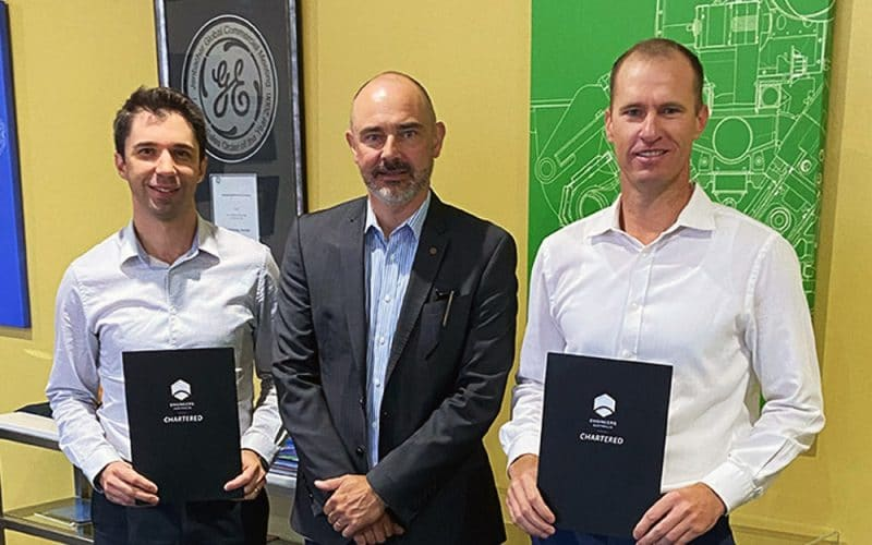 Clarke Energy Engineers in Australia Gain CPEng Chartered Engineer Status