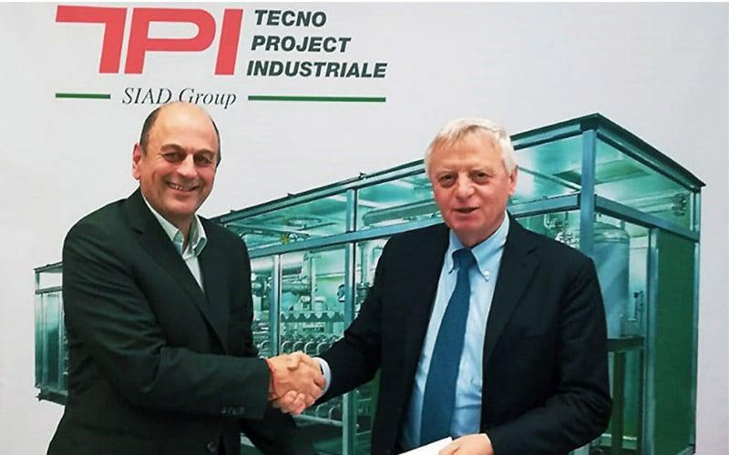 Clarke Energy désigné distributeur de Tecno Project Industriale pour l'épuration du biogaz en biométhane