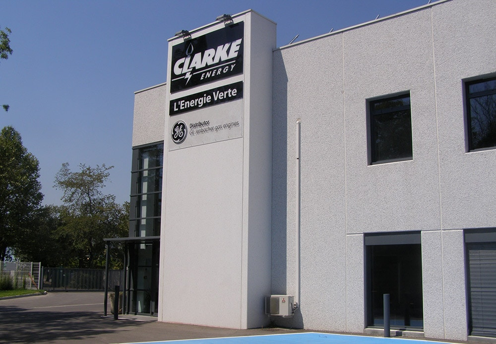 Clarke Energy in France