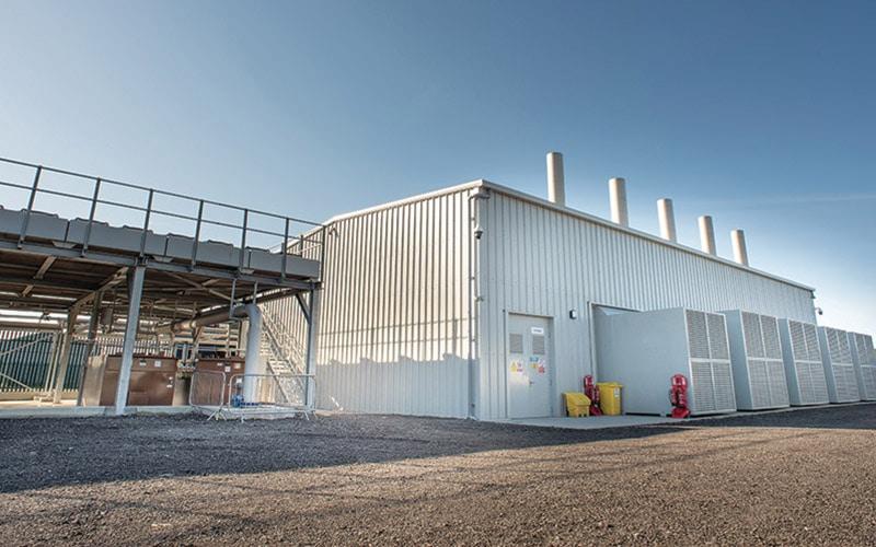 Forsa Energy – Pimbo Generation 20MW Peaking Plant
