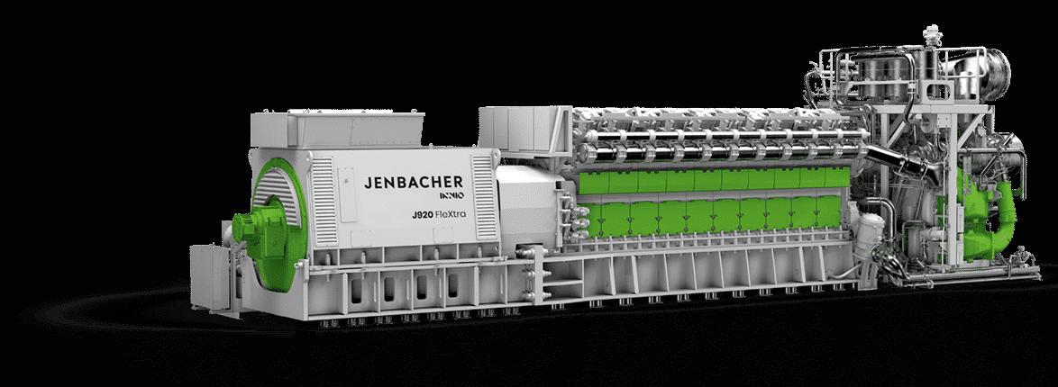 INNIO Jenbacher J920 FleXtra