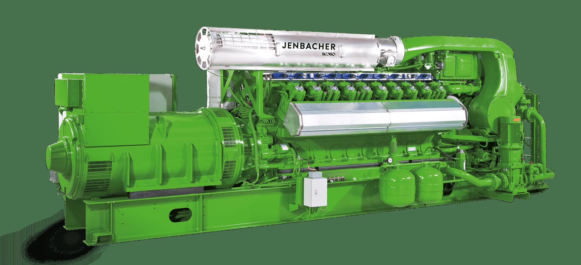 INNIO Jenbacher J420
