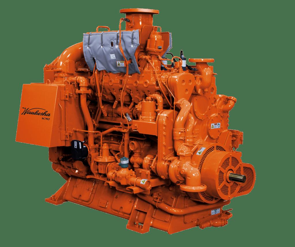 Waukesha VGF Engine