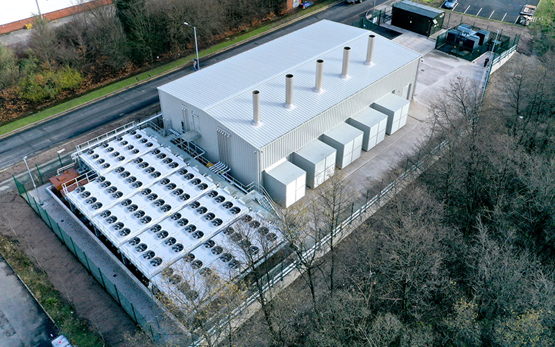 Full Turnkey 20MW Peaking Plant Delivered at Bancroft Generation Limited