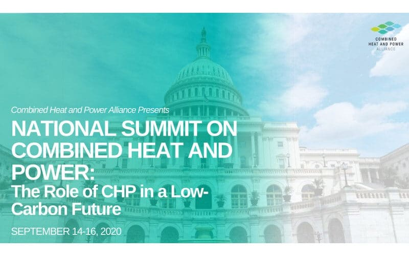 CHPA National Summit on Combined Heat and Power