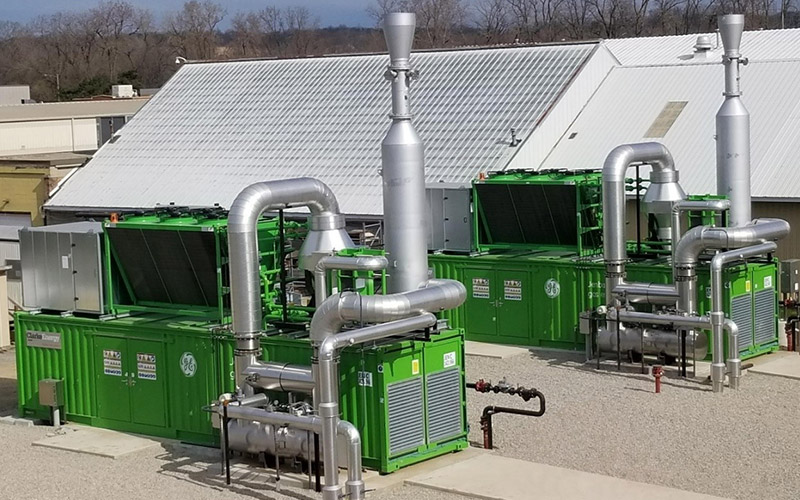 In engleza: Grand Rapids Water Resource Recovery Facility, Michigan US