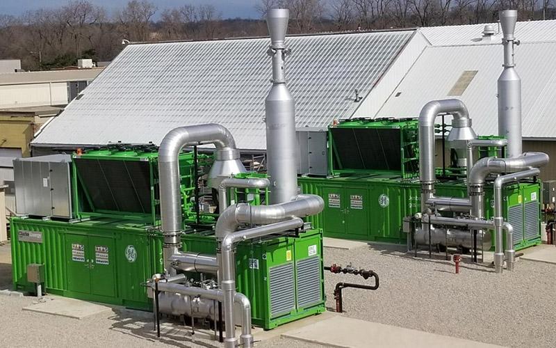 Στα αγγλικά: Grand Rapids Water Resource Recovery Facility, Michigan US