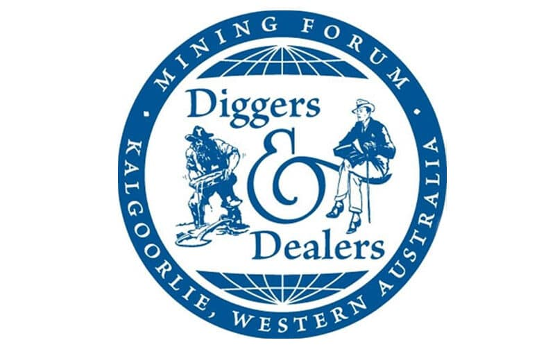 Στα αγγλικά: Diggers and Dealers Mining Forum | 2nd to 4th August 2021