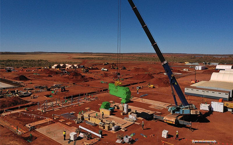 Accolades for Clarke Energy on Ground-Breaking Beyondie Sulphate of Potash Mine Project