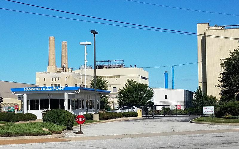 Unilever Hammond Indiana 4.38MW CHP Plant, US