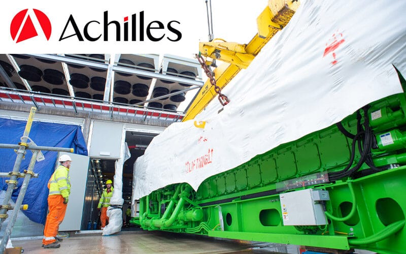 In engleza: Clarke Energy Achieve Perfect Marks in Achilles B2 Audit