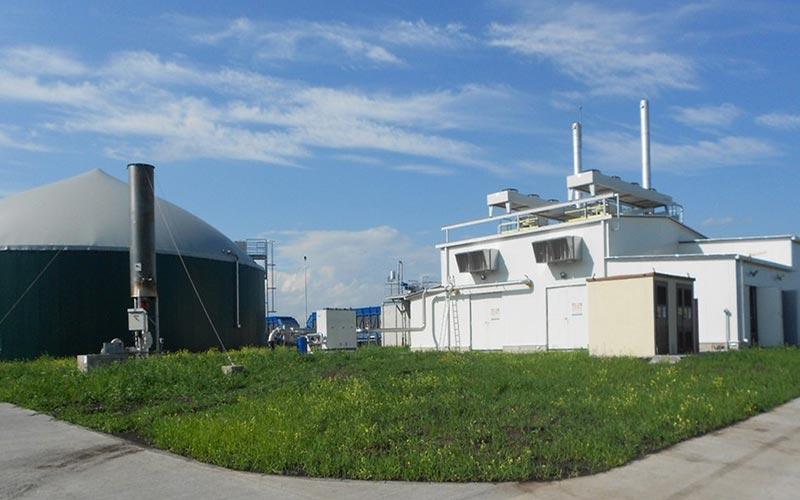 Στα αγγλικά: 2.9MW Combined Heat and Power at  ECOTERRA Biogas, Romania