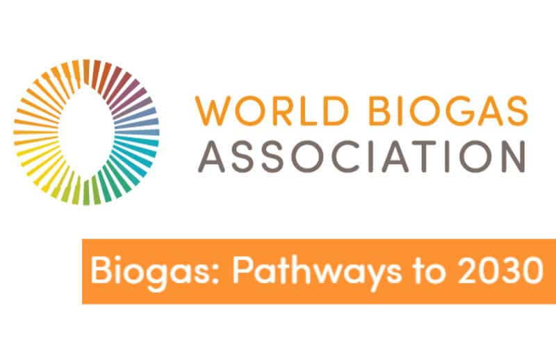 Στα αγγλικά: World Biogas Association Report: Biogas Pathways to 2030