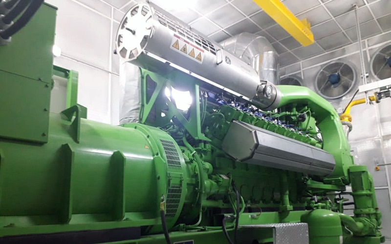 Στα αγγλικά:  CSM GIAS Choose Clarke Energy And INNIO To Deliver Turnkey Cogeneration Plant