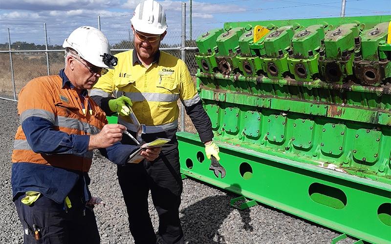 In engleza: EDL Picks Clarke Energy to Service 22 Jenbacher Gas Powered Generator Sets in Australia