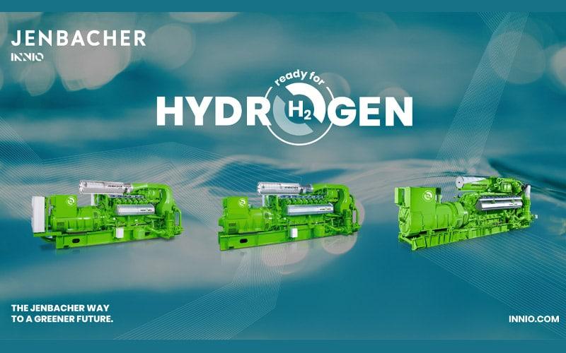 """In engleza: INNIO Jenbacher Launch """"Ready for H2"""" Portfolio"""