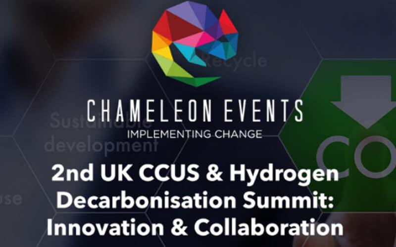 Στα αγγλικά: UK CCUS & Hydrogen Decarbonisation Summit | 1st and 2nd September | Birmingham