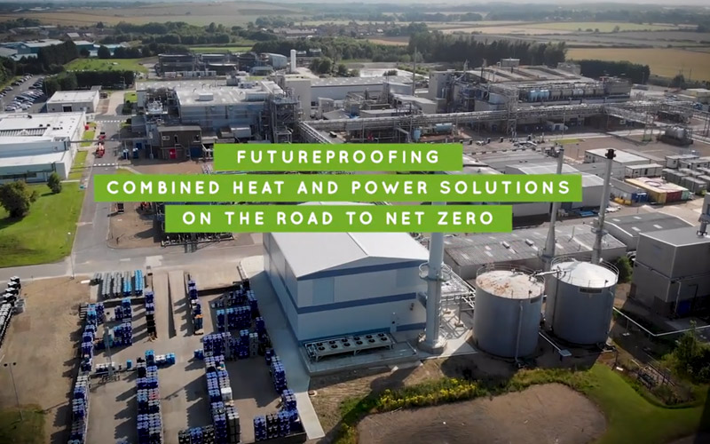 Future Proofing CHP Solutions on the Road to Net-Zero