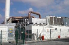 Idex Environnement's Biogas plant at Amiens