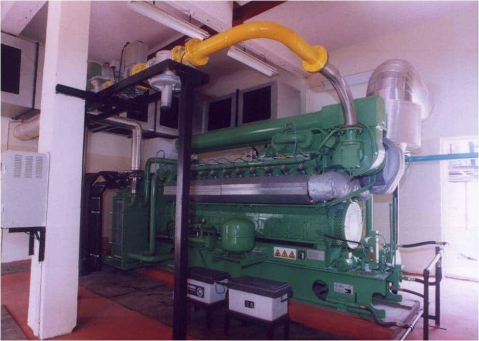 Brima Sagar Distillery Biogas Plant