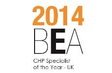 International CHP Specialist of the Year