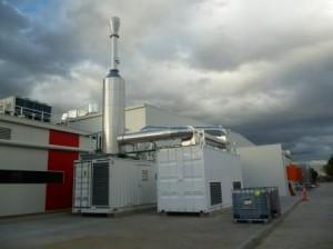Charles Sturt University Cogen Plant