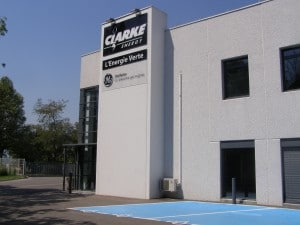 Clarke Energy's French Office