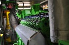 Drehid Gas Engine