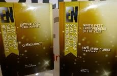 Clarke Energy wins 2 EN Awards