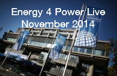Energy 4 Power Live November 2014