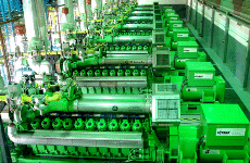 Gas engines for Independent Power Producers