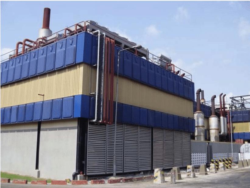 Guinness Ogba Power Plant