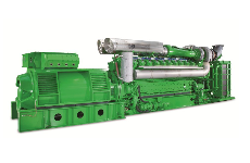 Clarke Energy Provides 30MW GE Gas Engine Power Plant for Queensland LNG Project