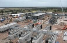 Kenya, Water Treatment Plant