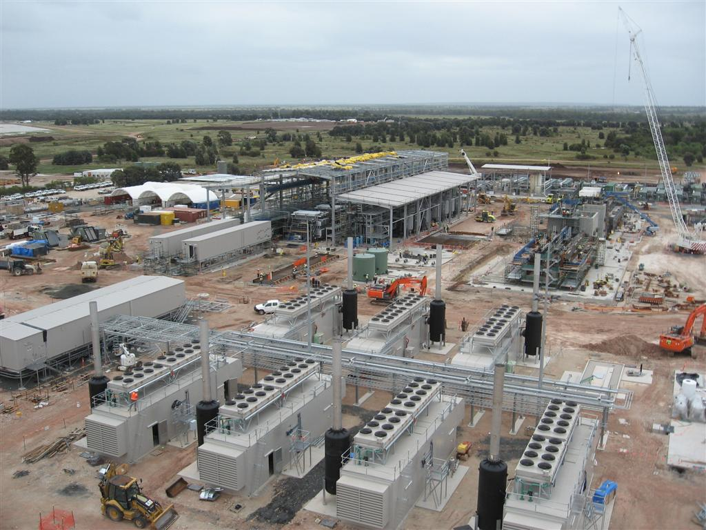 Kenya Water Treatment Plant