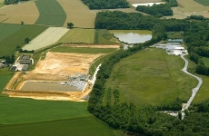 Poitevinière ISDND landfill gas power plant