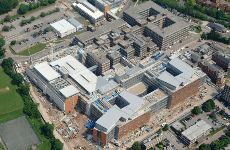 Queen Alexandra Hospital CHP Plant