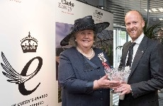Clarke Energy presented with Queen's Award