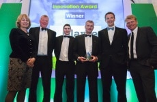 Clarke Energy wins Innovation Award from the REA for Creating Renewable Power from Heat.